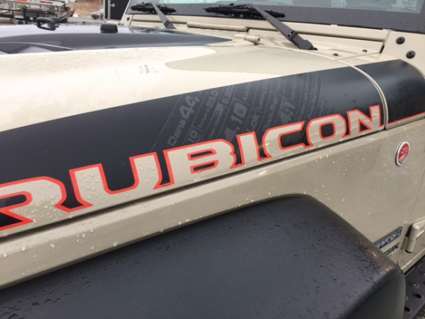 2018 JEEP WRANGLER UNLIMITED RUBICON RECON LIMITED EDITION Photo 2