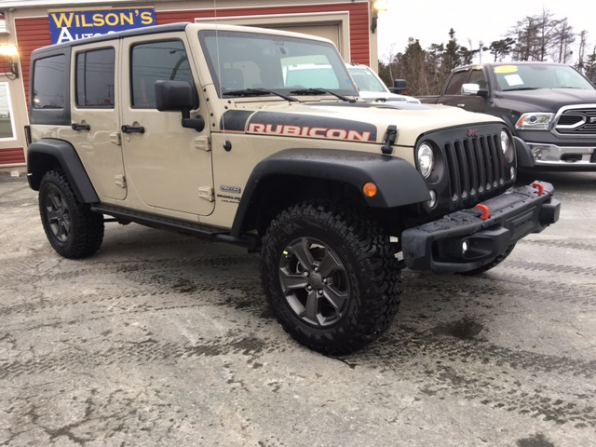 2018 JEEP WRANGLER UNLIMITED RUBICON RECON LIMITED EDITION Photo 13