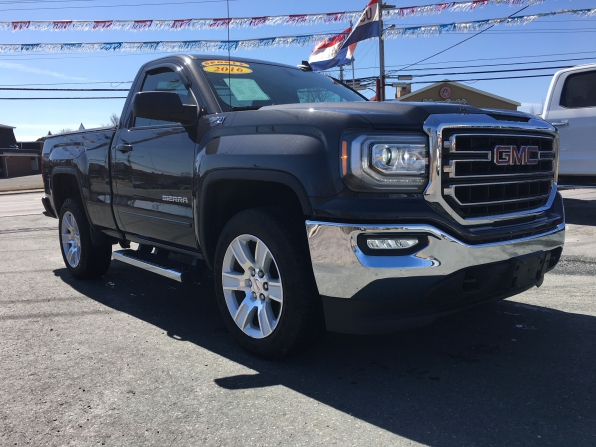 2016 GMC SIERRA 1500 SHORT BOX Z71