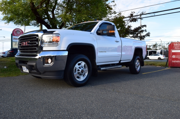 2018 GMC SIERRA REG CAB 4WD SLE Z71 Photo 6