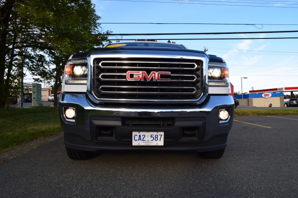 2018 GMC SIERRA REG CAB 4WD SLE Z71 Photo 8