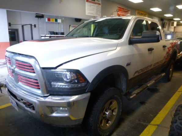 2016 RAM 2500 HEAVY DUTY POWER WAGON