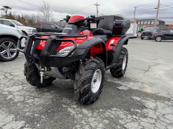 2016 HONDA RINCON 680 Photo 3