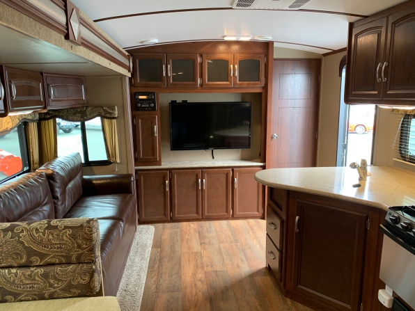 2016 KEYSTONE OUTBACK 312 BH Photo 17