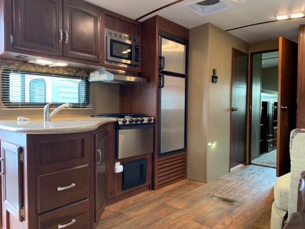 2016 KEYSTONE OUTBACK 312 BH Photo 20