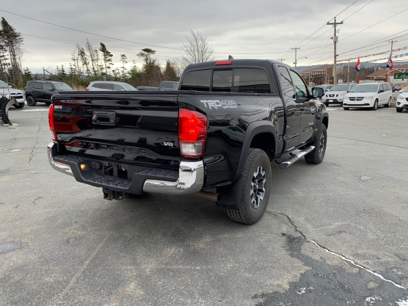 2016 TOYOTA  TACOMA ACCESS CAB TRD OFF RD ONLY 16000 K Photo 12