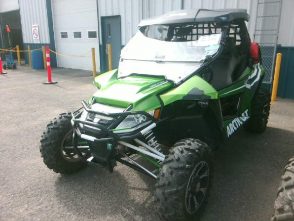 2012 ARTIC CAT WILDCAT 1000X