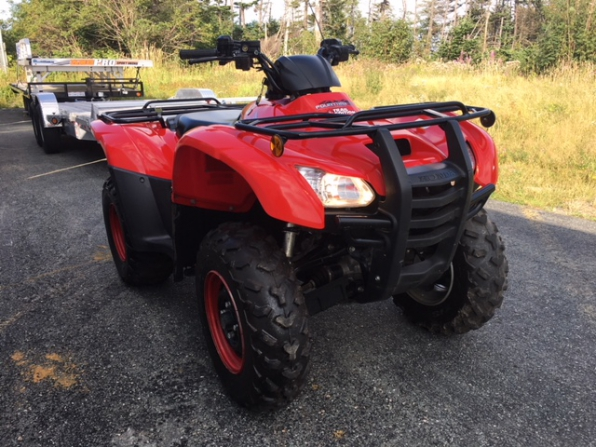 2013 HONDA RANCHER 420 AT