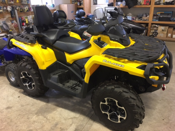 2014 Can Am Outlander Max  Photo 6