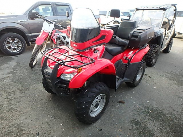 2014 HONDA 420 RANCHER AT