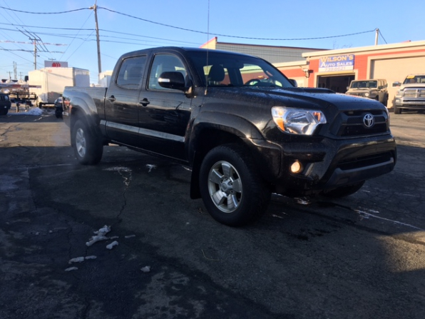 2014 TOYOTA TACOMA DOUBLE CAB SPORT 4WD