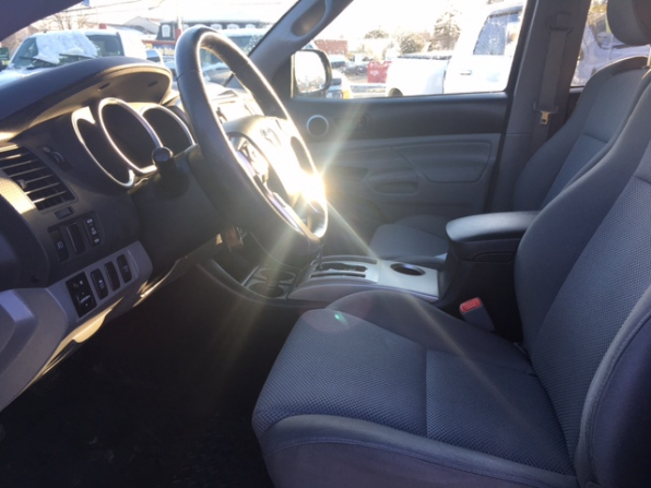 2014 TOYOTA TACOMA DOUBLE CAB SPORT 4WD  Photo 10