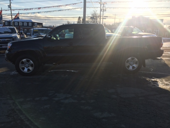 2014 TOYOTA TACOMA DOUBLE CAB SPORT 4WD  Photo 5