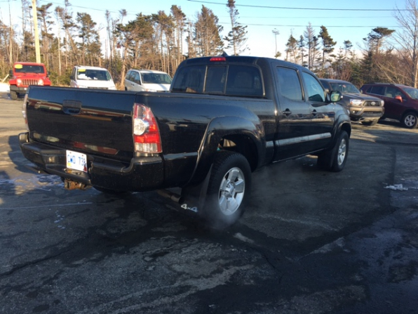 2014 TOYOTA TACOMA DOUBLE CAB SPORT 4WD  Photo 7