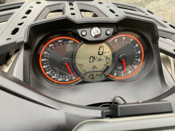 2015 CAN AM OUTLANDER 1000 MAX LIMITED W/GPS Photo 6