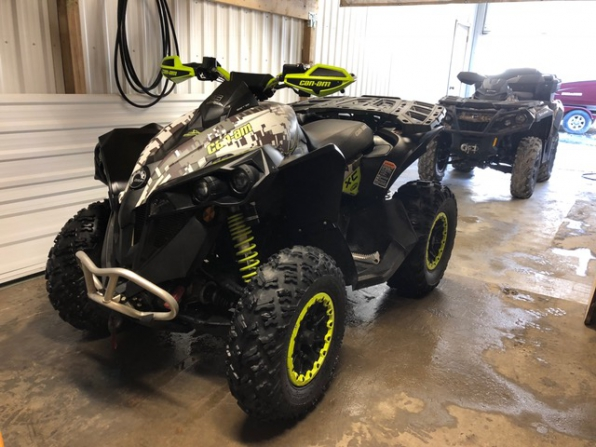 2016 CAN AM RENEGADE DIGITAL CAMO 1000 XXC