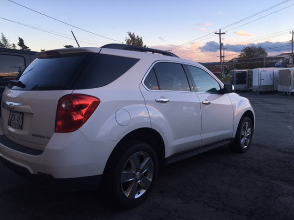 2015 CHEVROLET  EQUINOX AWD Photo 1
