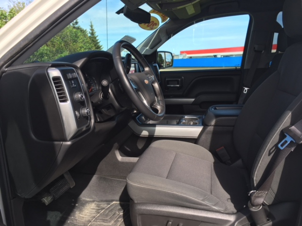 2015 CHEVROLET SILVERADO 1500 CREW CAB Z71 4WD Photo 7