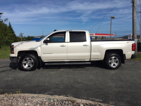 2015 CHEVROLET SILVERADO 1500 CREW CAB Z71 4WD Photo 8