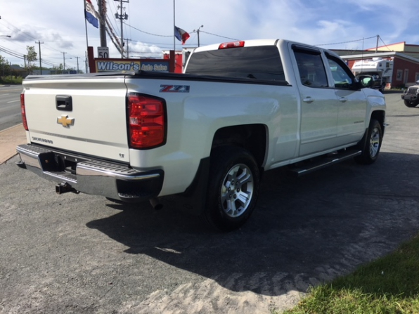 2015 CHEVROLET SILVERADO 1500 CREW CAB Z71 4WD Photo 10