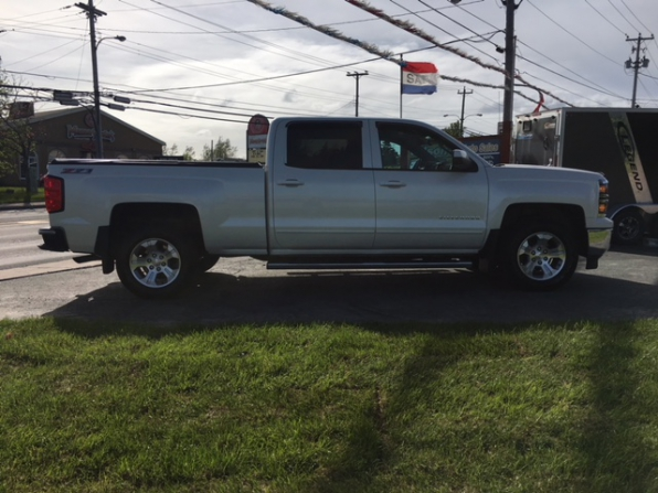 2015 CHEVROLET SILVERADO 1500 CREW CAB Z71 4WD Photo 11