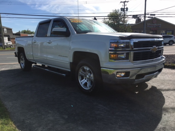 2015 CHEVROLET SILVERADO 1500 CREW CAB Z71 4WD Photo 12