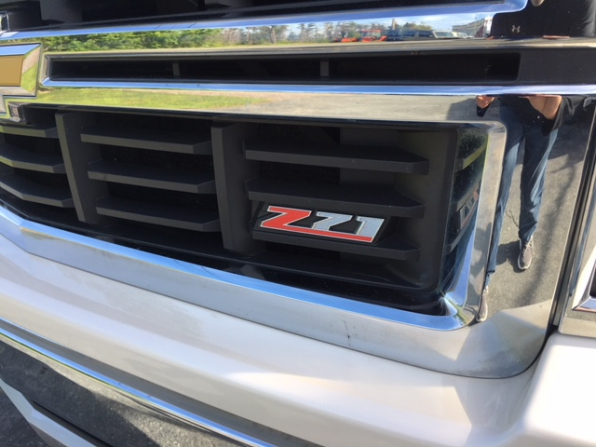 2015 CHEVROLET SILVERADO 1500 CREW CAB Z71 4WD Photo 14