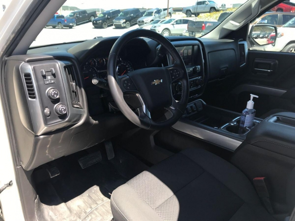 2015 CHEVROLET SILVERADO 1500 CREW CAB Z71 4WD Photo 4