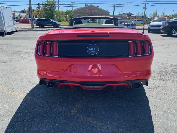2015 FORD MUSTANG GT PREMIUM CONVERTIBLE MANUAL 5.0 Photo 10