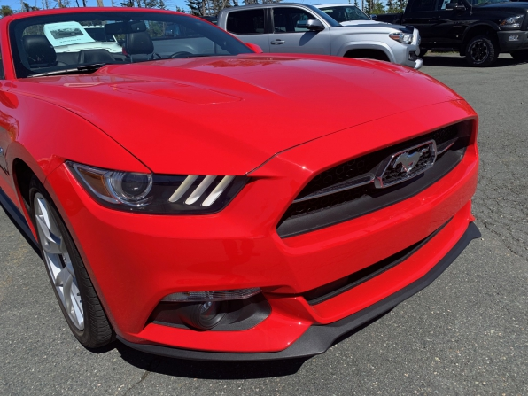 2015 FORD MUSTANG GT PREMIUM CONVERTIBLE MANUAL 5.0 Photo 7