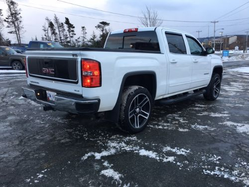 2015 GMC SIERRA 1500 CREW CAB SLE GRAPHIX PCG 4WD  Photo 2