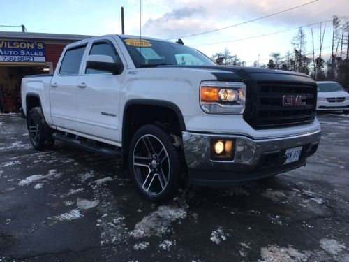 2015 GMC SIERRA 1500 CREW CAB SLE GRAPHIX PCG 4WD  Photo 4