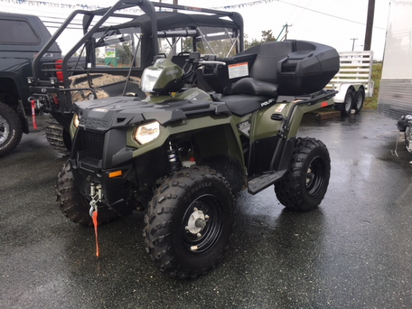 2015 POLARIS SPORTSMAN 570  Photo 3