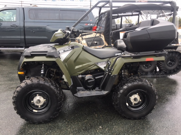 2015 POLARIS SPORTSMAN 570  Photo 4