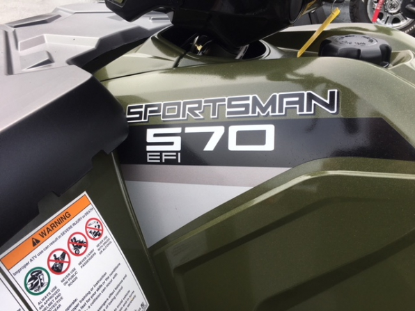 2015 POLARIS SPORTSMAN 570  Photo 6