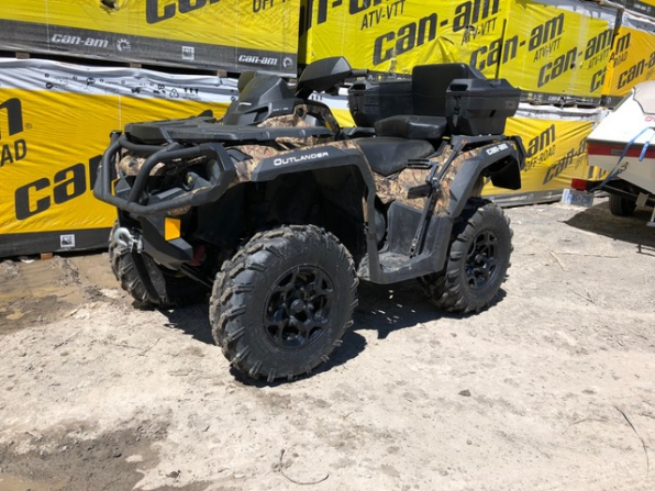 2016 Can Am Outlander 1000 Xt Camo
