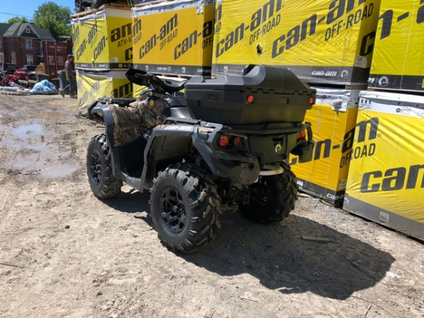 2016 CAN AM OUTLANDER 1000 XT CAMO Photo 2