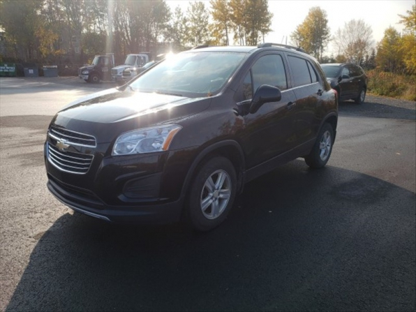 2016 CHEVROLET TRAX LT ALL WHEEL DRIVE