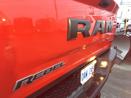 2016 DODGE RAM 1500 MOPAR 16 LIMITED EDITION REBEL  Photo 10