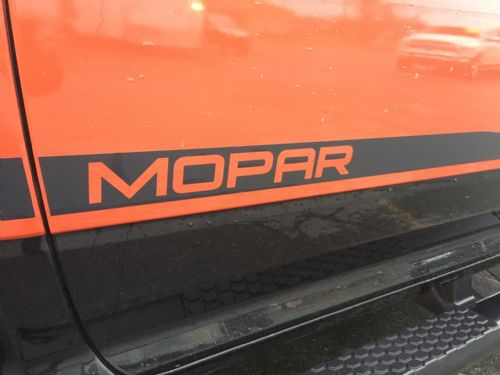 2016 DODGE RAM 1500 MOPAR 16 LIMITED EDITION REBEL  Photo 5