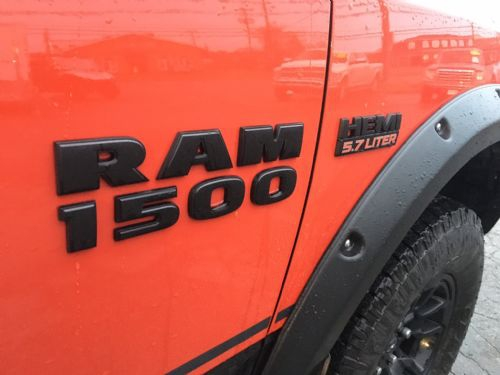 2016 DODGE RAM 1500 MOPAR 16 LIMITED EDITION REBEL  Photo 6