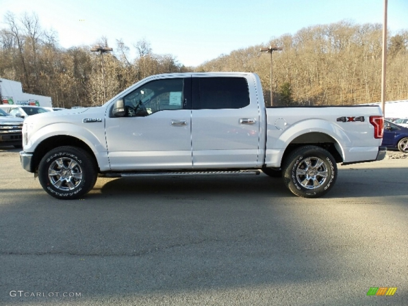 2016 FORD F-150 SUPER CREW XLT 4WD