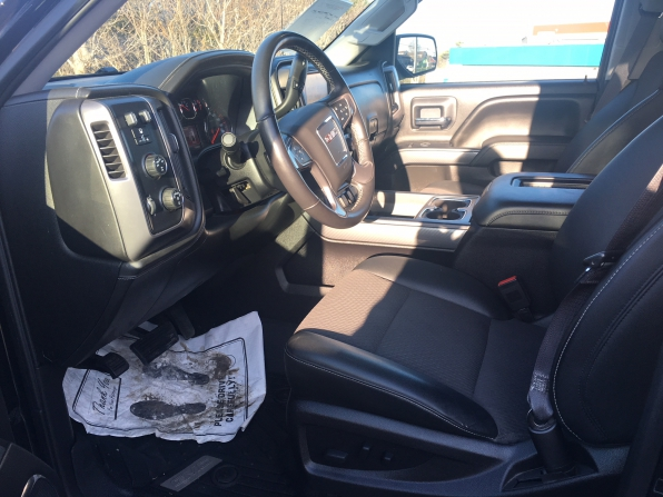 2016 GMC SIERRA 1500 CREW CAB ALL TERRAIN Z71 Photo 8