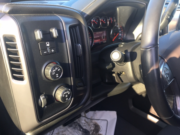 2016 GMC SIERRA 1500 CREW CAB ALL TERRAIN Z71 Photo 9