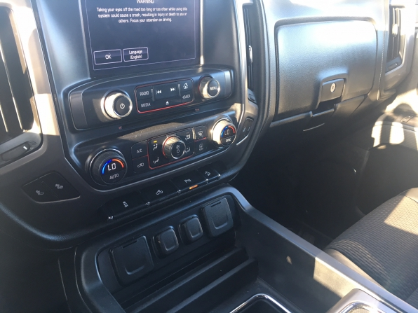 2016 GMC SIERRA 1500 CREW CAB ALL TERRAIN Z71 Photo 11