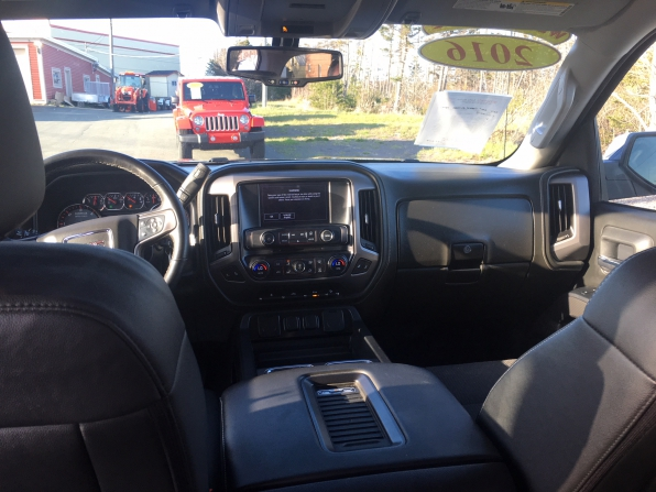 2016 GMC SIERRA 1500 CREW CAB ALL TERRAIN Z71 Photo 7