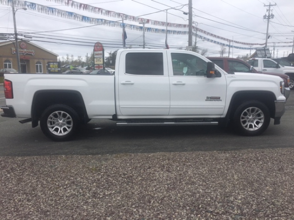 2016 GMC SIERRA 1500 CREW SLE 4WD Photo 8