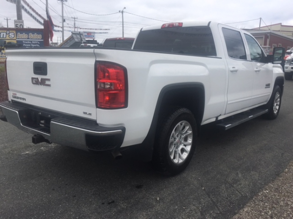 2016 GMC SIERRA 1500 CREW SLE 4WD Photo 9