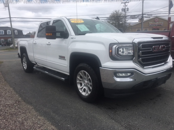 2016 GMC SIERRA 1500 CREW SLE 4WD Photo 7