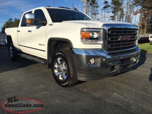2016 Gmc Sierra 3500 Photo 1